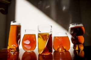 Trink-Trends - Pretentious Beer Glass