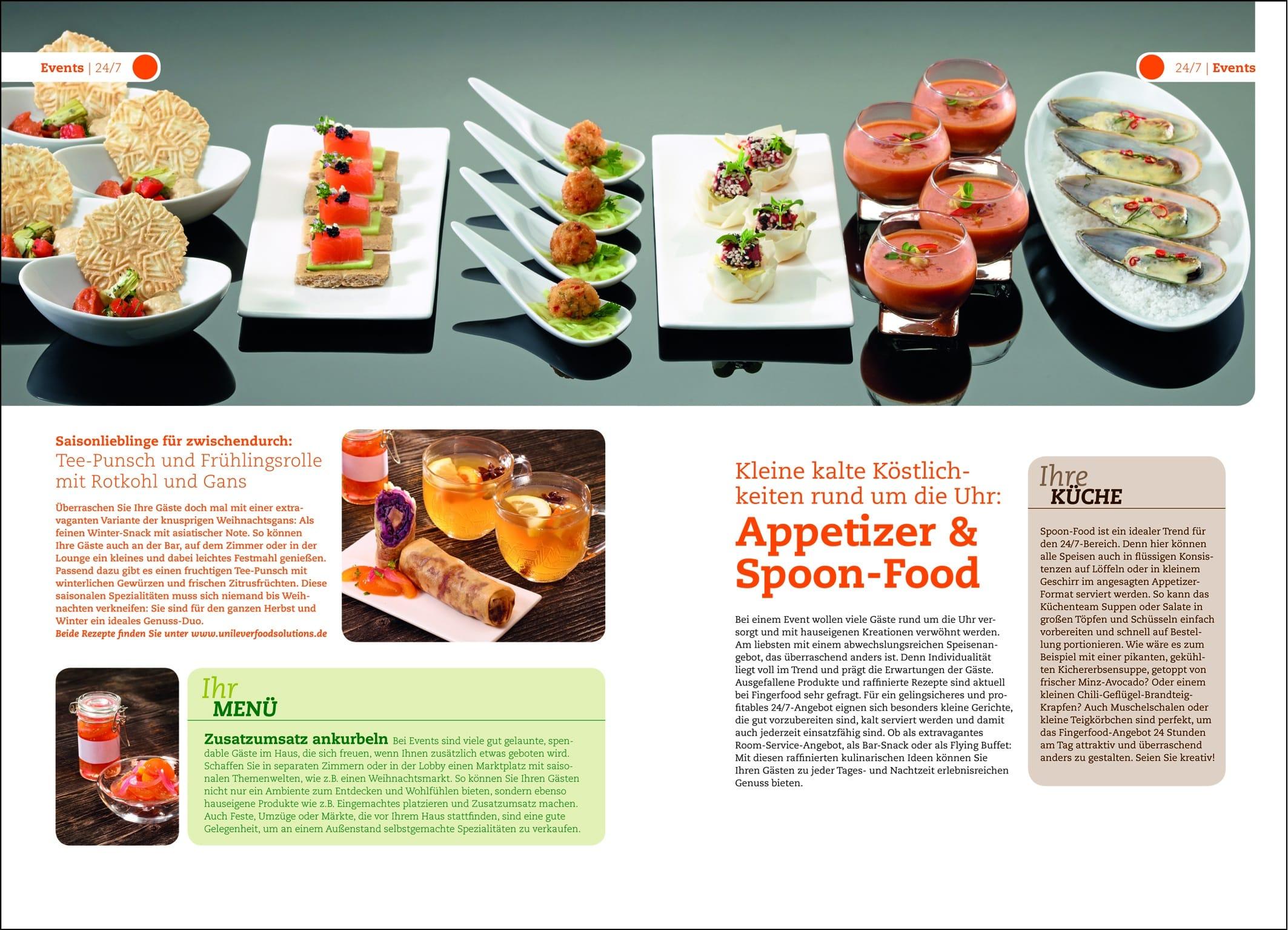 Gastronomie Guide Themen-Magazin: Events erfolgreich meistern