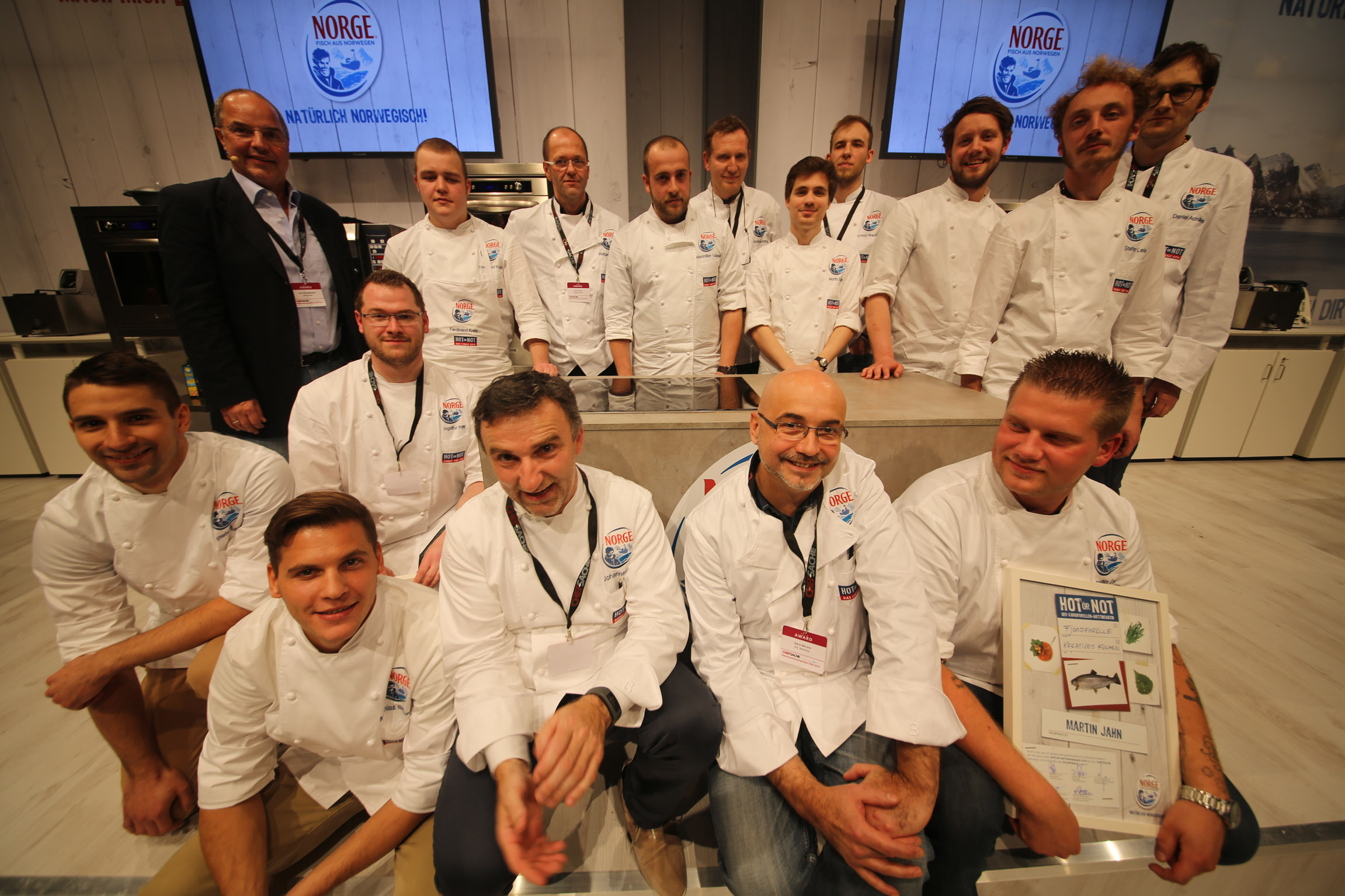 CHEF-SACHE 2014: HOT OR NOT – HALBFINALE