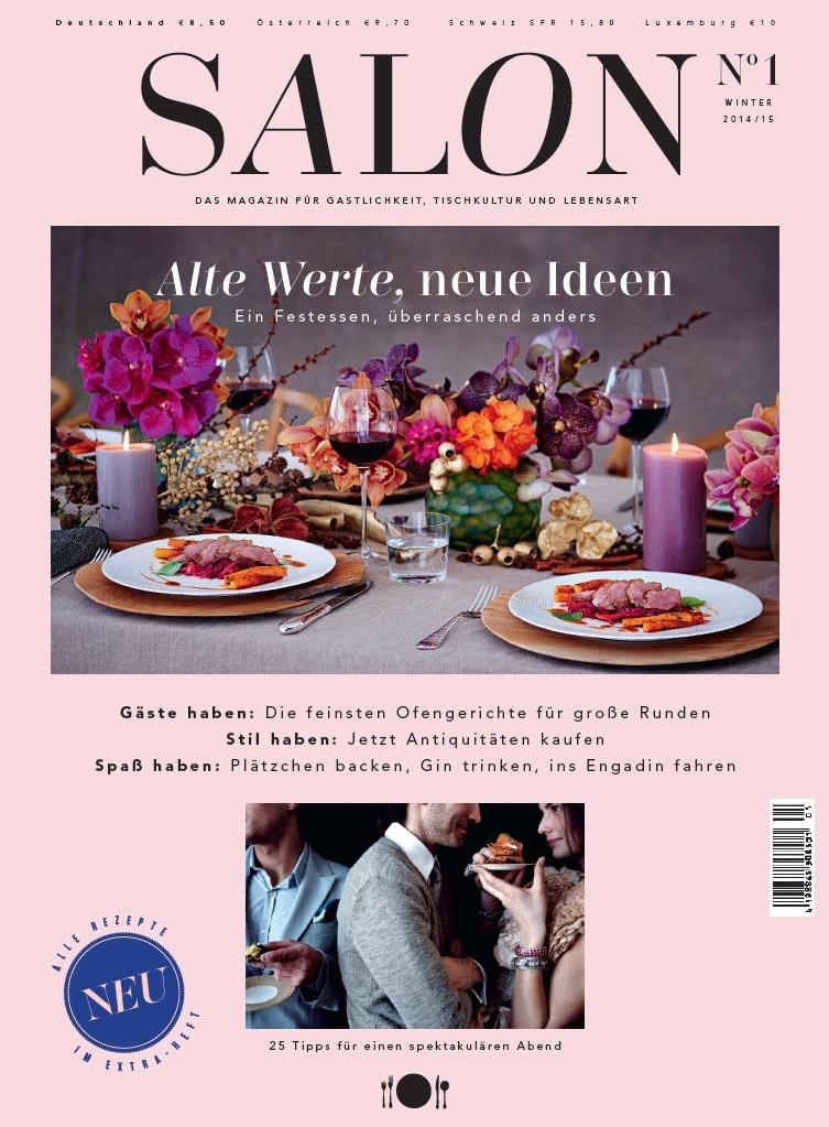 Salon - Neues Magazin von Grunner & Jahr