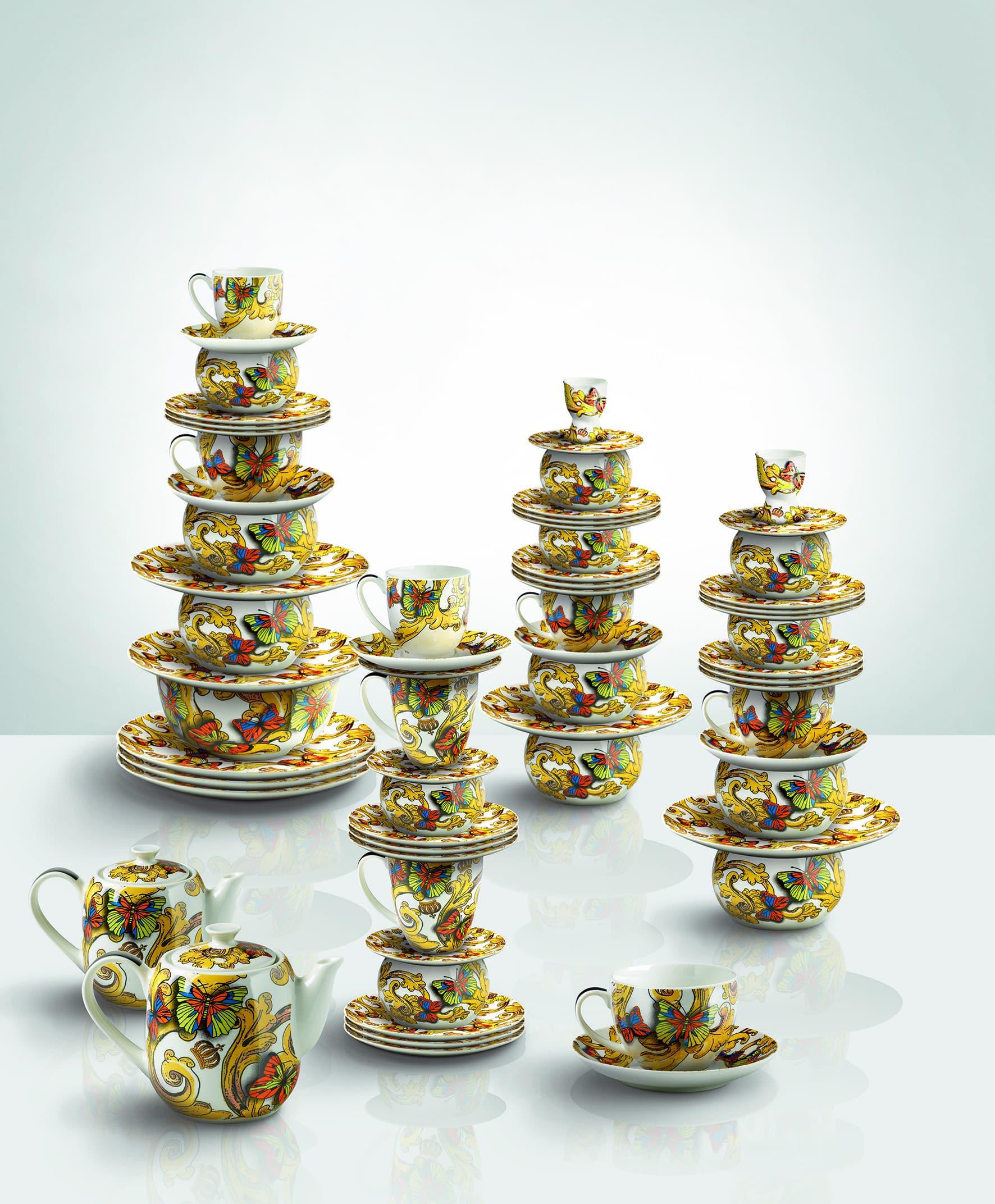 Glööckler designt Geschirr für Maxwell Williams - Gastronomie-Journal