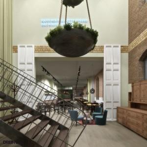 25hours Hotel Altes Hafenamt - Lobby