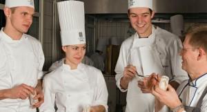 Gastronomisches Bildungszentrum stärkt engagierte Nachwuchskräfte