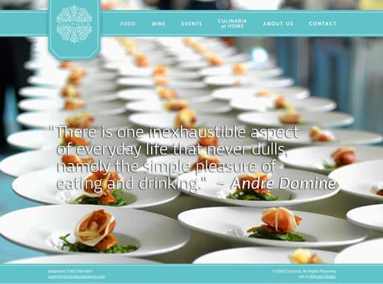 Homepage für Restaurants - Darauf kommt es an
