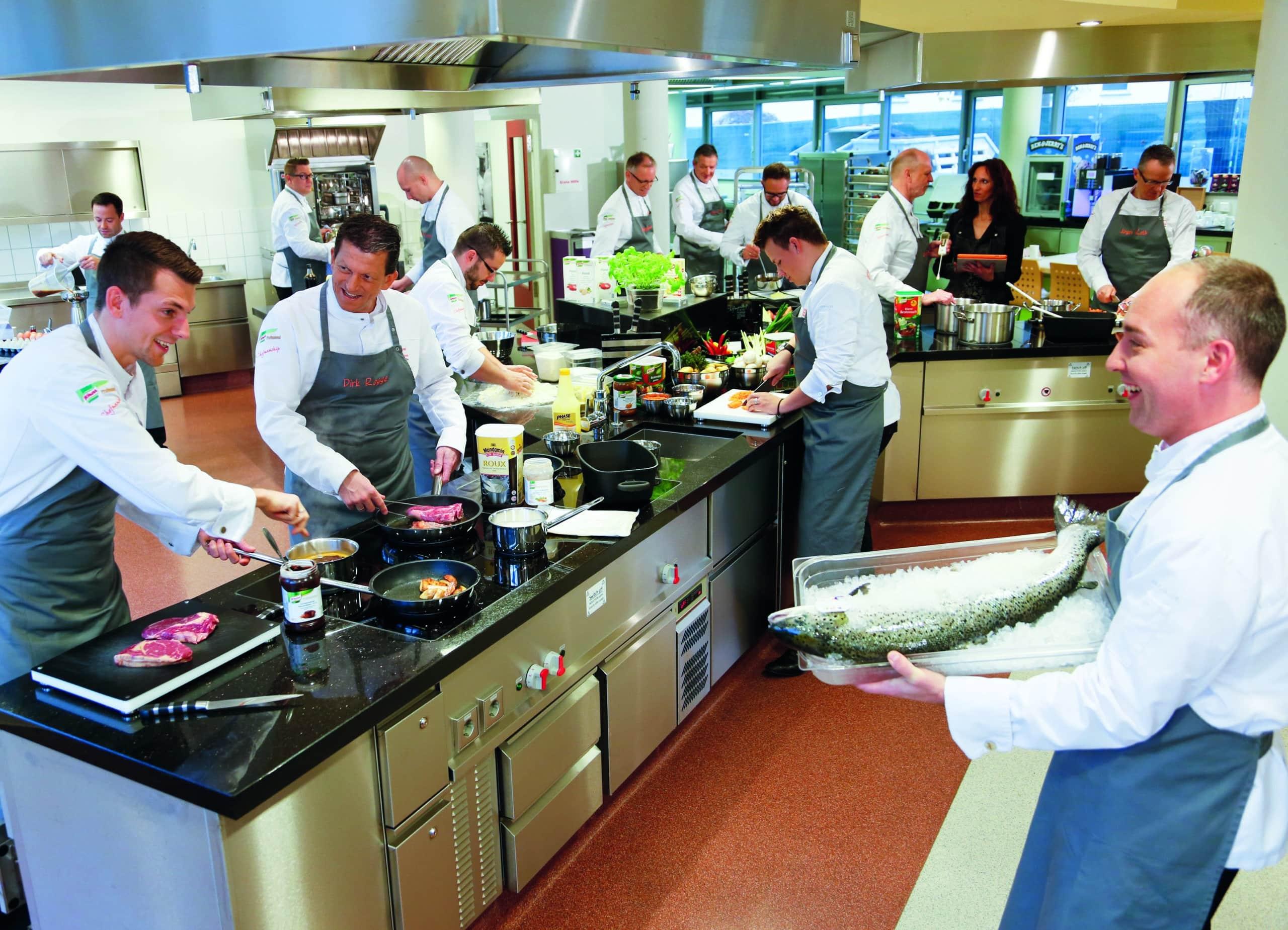 Unilever Food Solutions: Neues Programm für die Chefmanship Centre