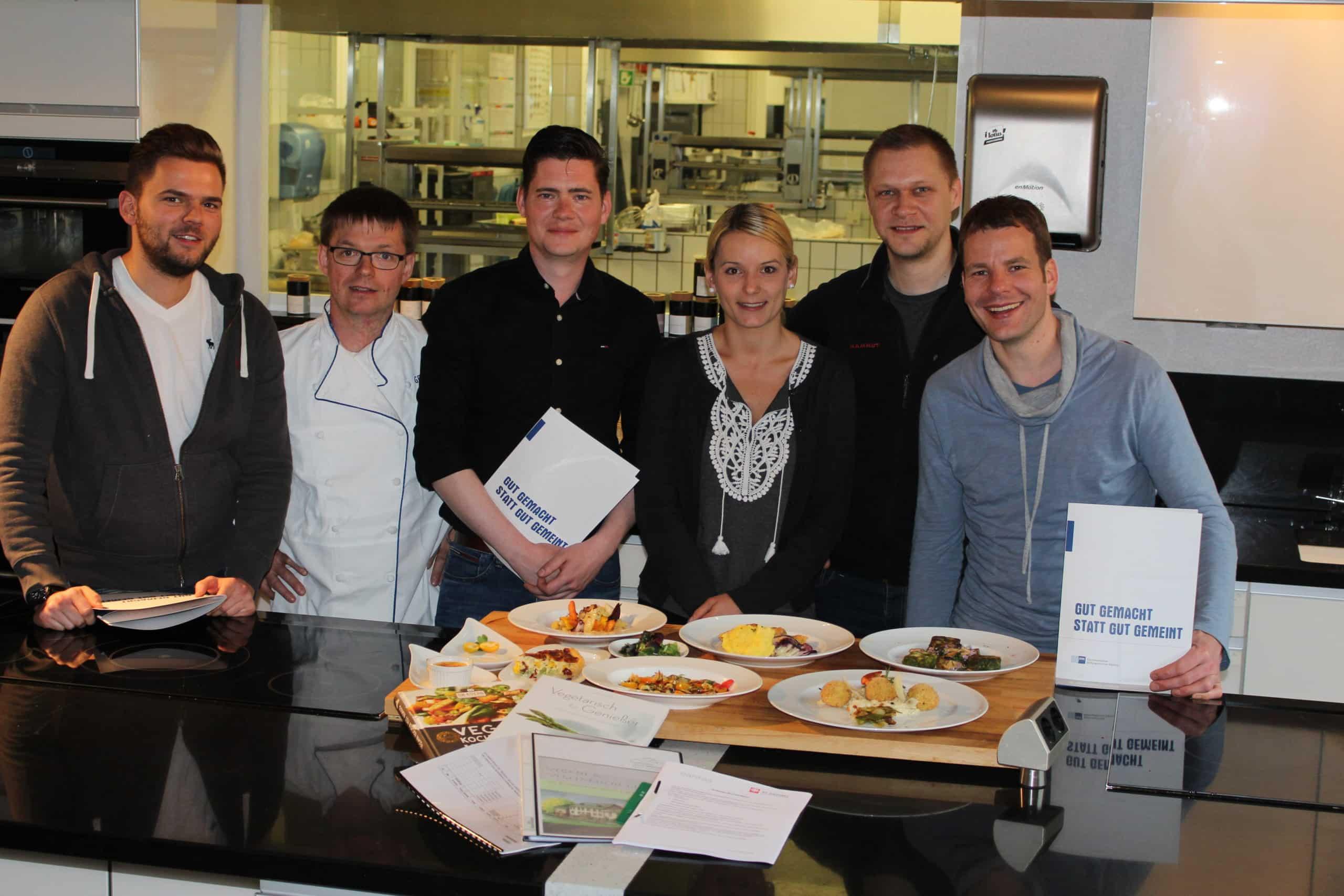 Lehrgang zumExperten für Vegetarische-Vegane-Küche (IHK)