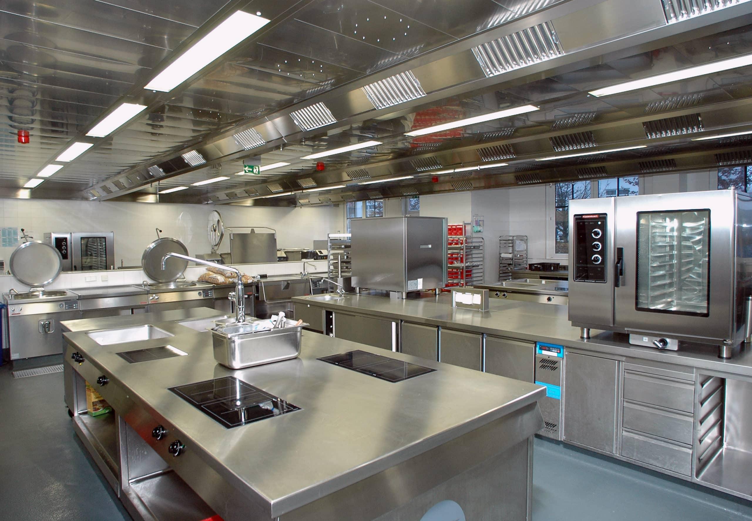 Energieoptimierung: Mit effizienter Küchentechnik Kosten senken
