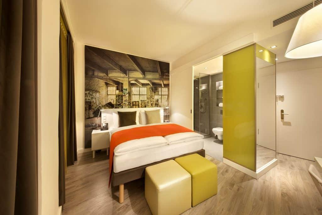 Hotelzimmer stundenweise vermieten