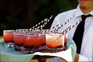 Märker Fine Food - Blaue Grütze - Klassiker neu interpretiert - Cocktail