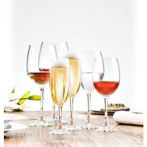Wie geschaffen für die Gastronomie - die Vicrila Gläser