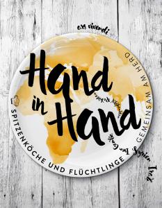Kochbuch Hand in Hand