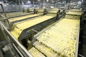 Lamb Weston - Die Reise der Kartoffeln -  Produktion