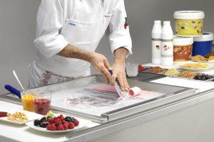 TEPP-ICE-Platte von Saro Gastro-Products - Eiskaltes Verlangen