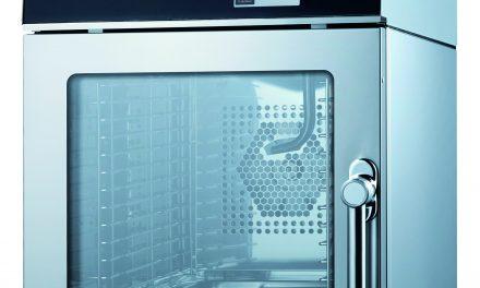 ConvectAirS – Heißluftdämpfer für kleinste Küchen
