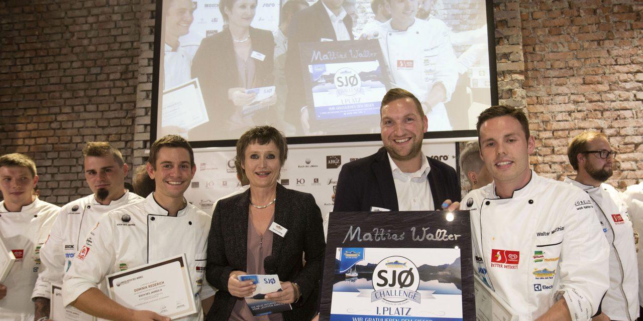 Friesenkrone SJÖ-Challenge bei Koch des Jahres 2016