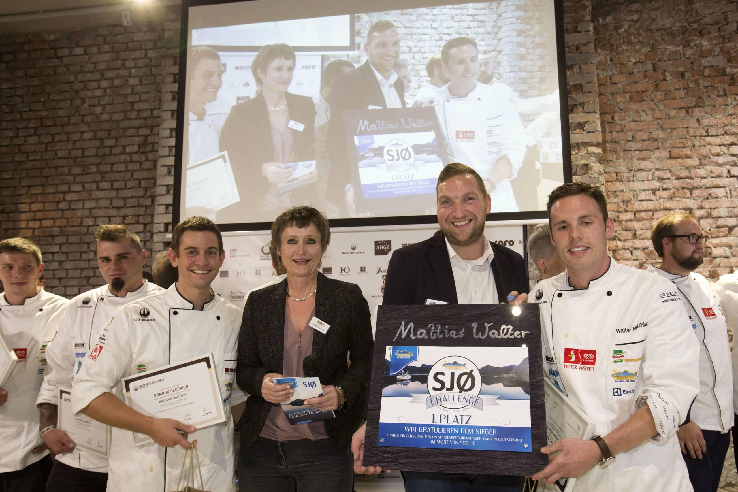 Koch des Jahres Vorfinale mit Friesenkrone (c) Melanie Bauer Photodesign