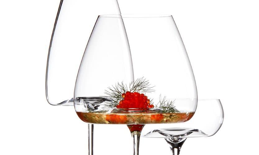 VISION-Weingläser von Zieher Kaviar