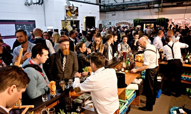 10-jähriges Jubiläum des Bar Convent Berlin