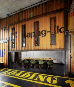 Einblick ins 25hours Hotel in der Hamburger Hafencity (c) Stephan Lemke for 25hours Hotels