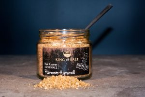 King of Salt - Flammen-Karamell für das Spiel mit dem Feuer