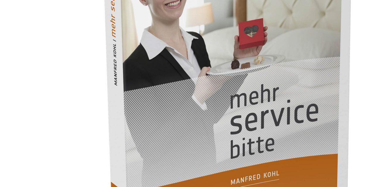 Mehr Service bitte