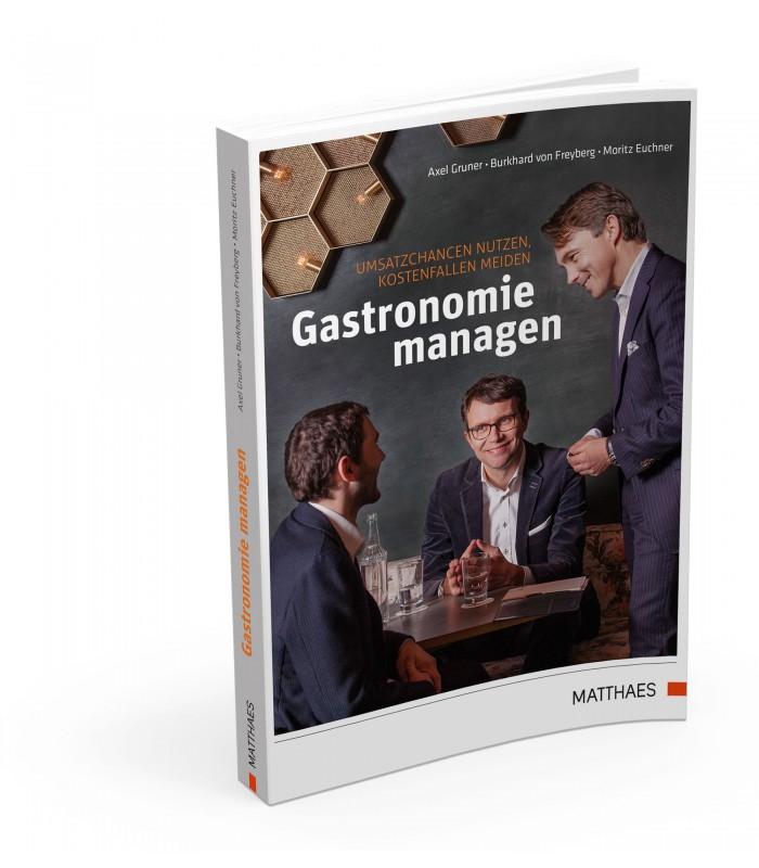 Gastronomie managen (c) Matthaes Verlag