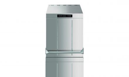 Haubenspülmaschine von Smeg Foodservice
