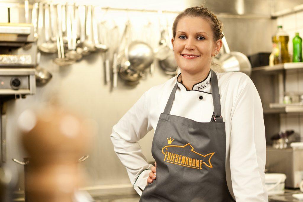 Julia Komp - SJÖ-Produktscout für Friesenkrone