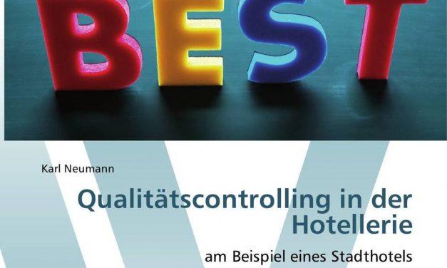Qualitätscontrolling in der Hotellerie