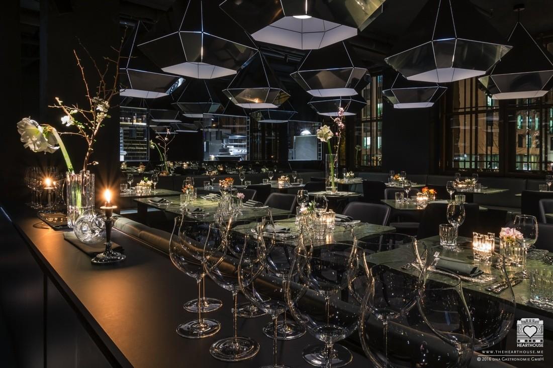 restaurant design die neue opulenz gastronomie journal. Black Bedroom Furniture Sets. Home Design Ideas