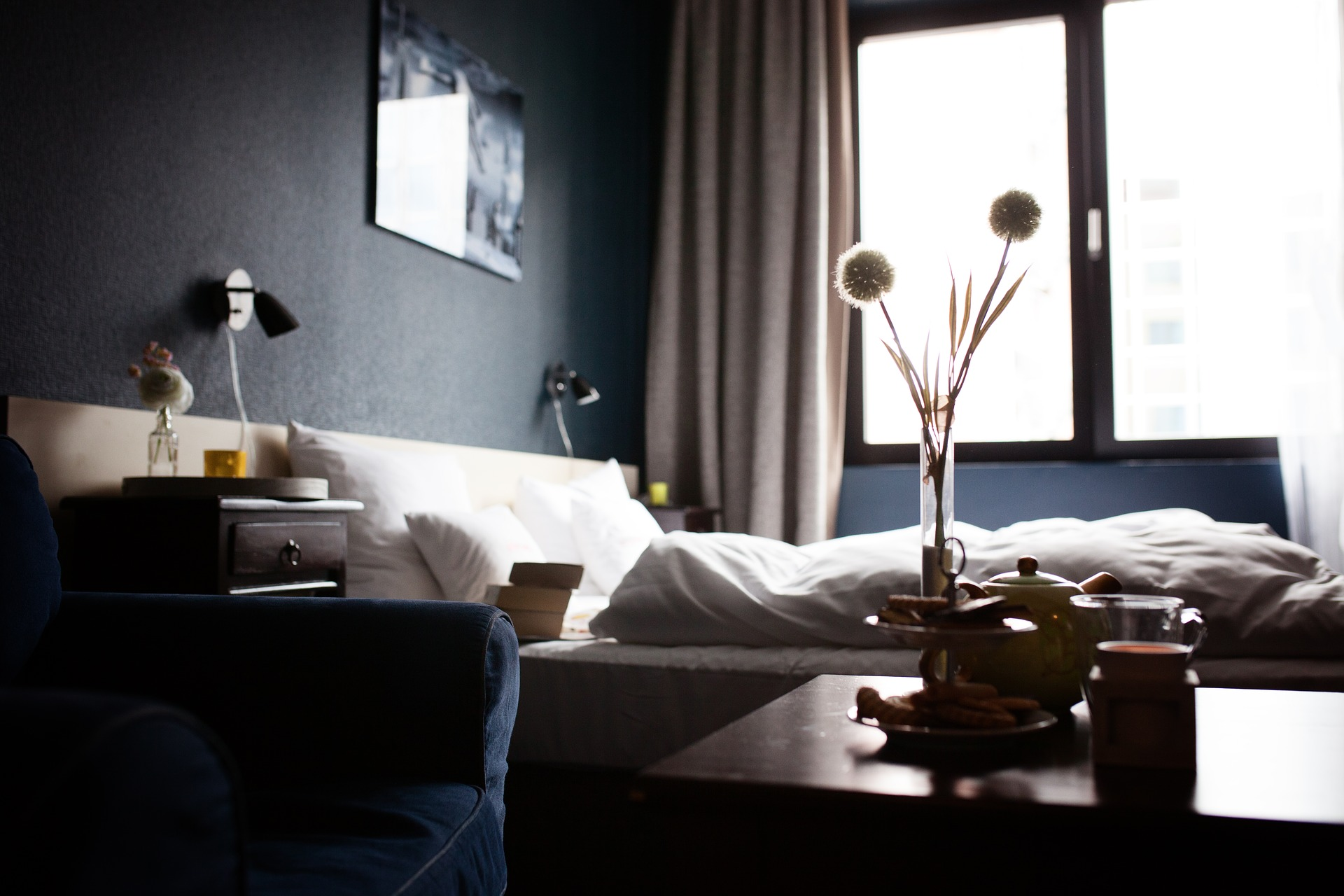 Gefragter Service Freie Zimmerwahl bei Easybooking
