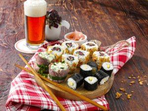 Jeckes Sushi von ManThei