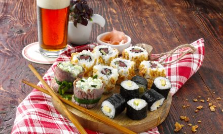 Jeckes Sushi – Fusion Cooking zum Karneval