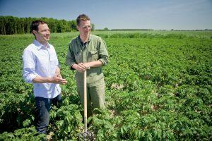 Lamb Weston - Nachhaltigkeitsbericht 2015-2016 veröffentlicht