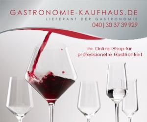 Gastronomie-Kaufhaus - Ihr Online-Shop für professionelle Gastlichkeit