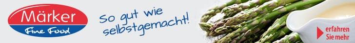 Märker Fine Fine Food - Immer eine Idee frischer - Sauce Hollandaise