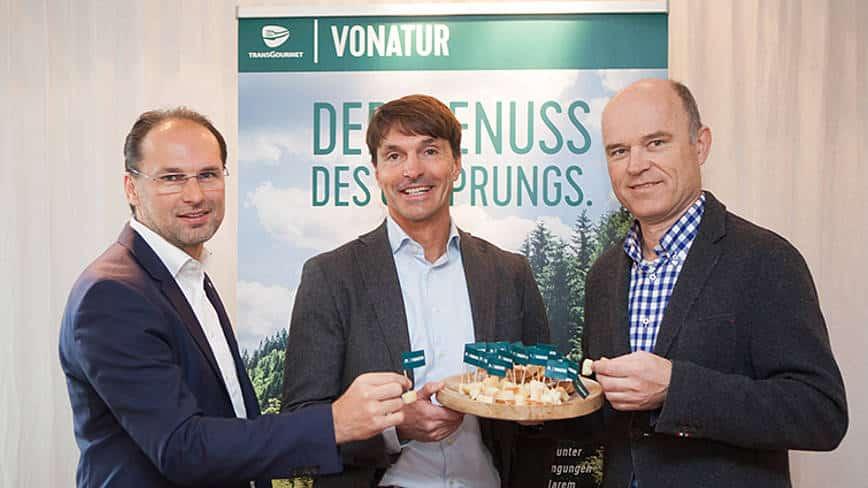 Vonatur – Transgourmet mit neuer Marke in Österreich
