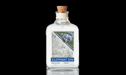Zuwachs bei Elephant Gin
