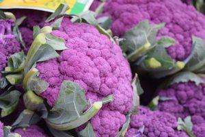 Den Markt im Blick - Es wird lila