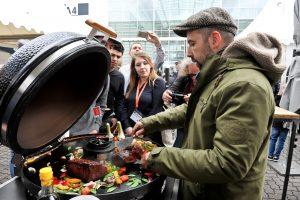 Grill & BBQ Court erfolgreich gestartet (Foto: Hamburg Messe und Congress)