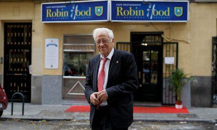 Im Robin-Hood-Restaurant zahlen Reiche das Essen von Armen