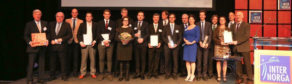 Internorga Zukunftspreis - die Preisträger