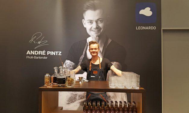 Leonardo präsentiert neue Glasserie Spiritii