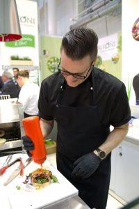 Märker Fine Food auf der Internorga 2017 - Burgerkreationen