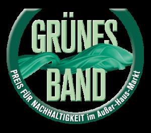 Nachhaltigkeitspreis Grünes Band