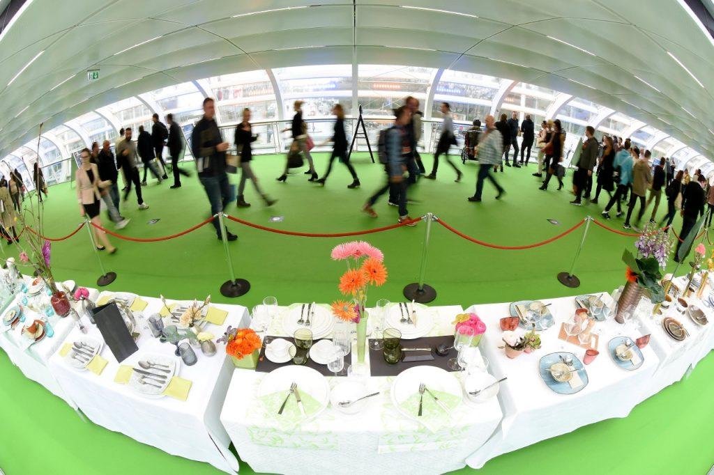 Top-Bewertungen von Besuchern (Foto: Hamburg Messe und Congress)