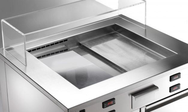Twin-Tepp – der Küchen-Hybrid mit Show-Effekt