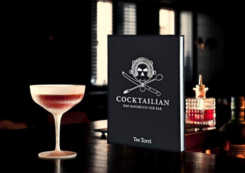 Cocktailian - ein Muss für jede Bar-Bibliothek