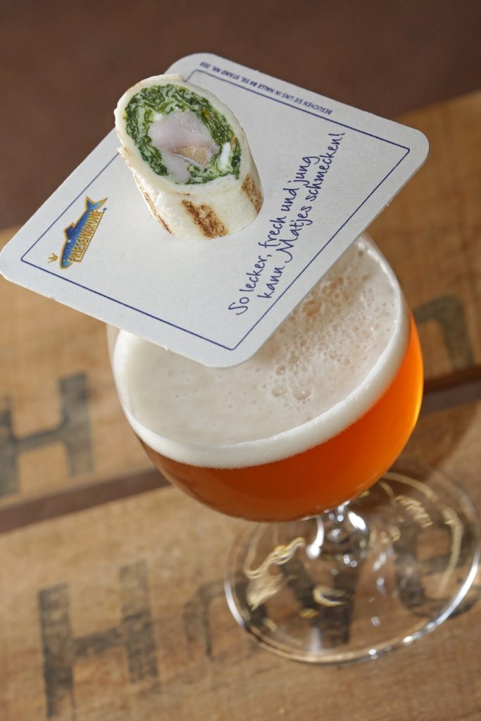 Foodpairing - Matjes trifft Craft Beer