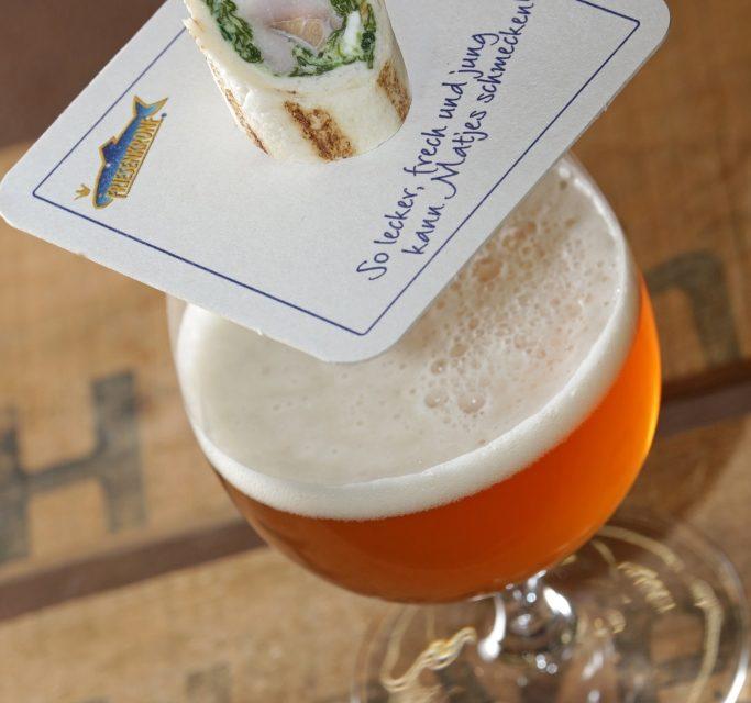 Foodpairing: Matjes trifft Craft Beer